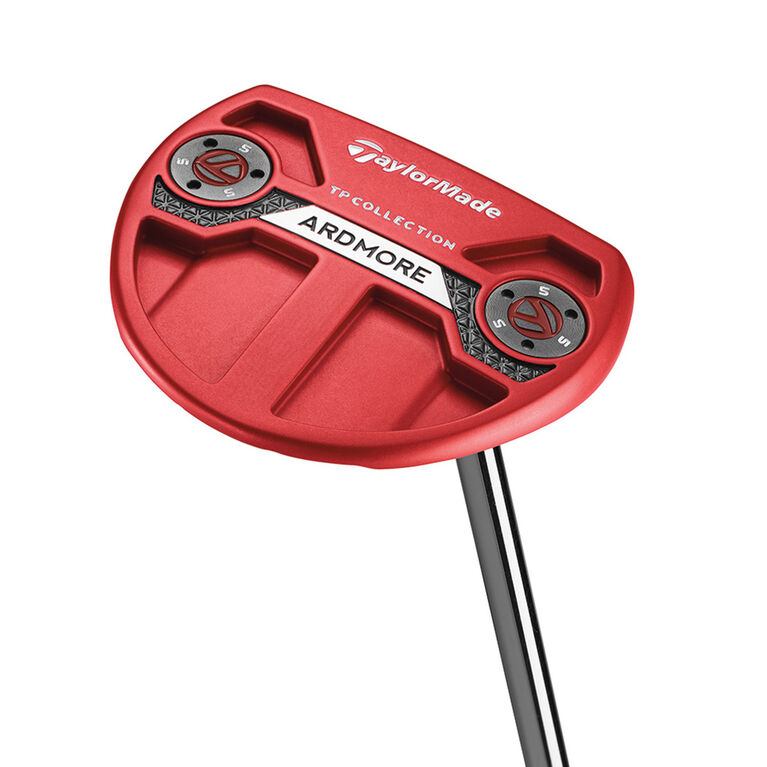 TaylorMade TP Ardmore CTR Red Putter w/ SuperStroke Putter