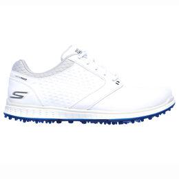 GO GOLF ELITE V.3 Women's Golf Shoe - White/Navy