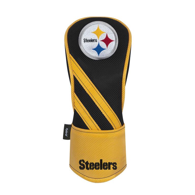 Team Effort Pittsburgh Steelers Hybrid Headcover