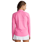 Alternate View 3 of Powerstretch Jersey Quarter Zip Pull Over