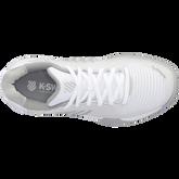 Alternate View 5 of Hypercourt Express 2 Women's Tennis Shoe - White/Grey