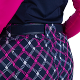 """Alternate View 6 of Rojito Collection: Playoff Plaid 7.5"""" Golf Short"""
