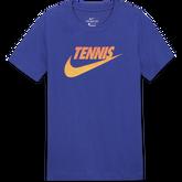 Alternate View 3 of Big Kids' Graphic Tennis T-Shirt