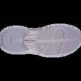 Alternate View 7 of Adidas Adizero Club K Juniors Tennis Shoe - Grey/Purple