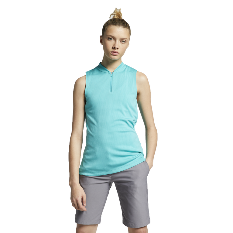 Dri-Fit Sleeveless Blade Polo