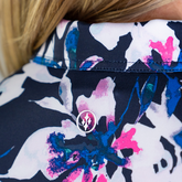 Alternate View 5 of Rojito Collection: Floral Sleeveless Polo Shirt
