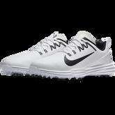 Nike Lunar Command 2 Men's Golf Shoe - White/Black