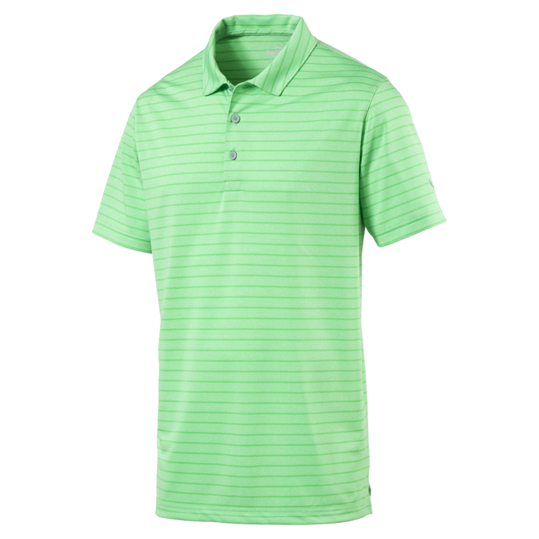 Boys Rotation Stripe Polo