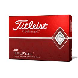 TruFeel Golf Balls - Personalized