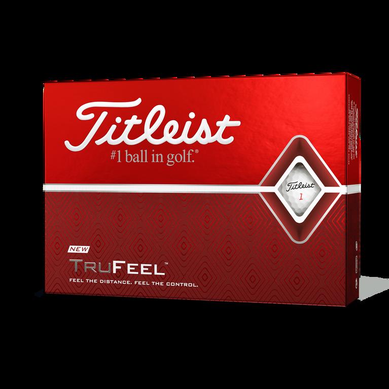 TruFeel Golf Balls - Personalized