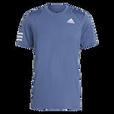 Alternate View 6 of Club 3-Stripe Men's Tennis T-Shirt
