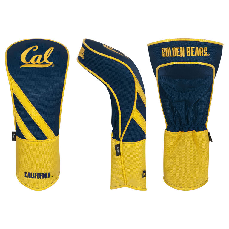 Team Effort Cal Berkeley Golden Bears Driver Headcover