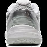 Alternate View 3 of Court Speed FF Men's Tennis Shoe - White/Silver