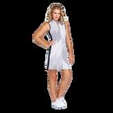 Alternate View 2 of Essentials Sandra Sleeveless Striped Dress