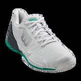 Alternate View 1 of Rush Pro 2.5 Men's Tennis Shoe - White/Green