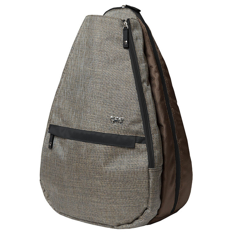 Mixed Metal Backpack