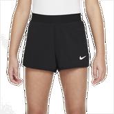Alternate View 2 of Dri-FIT Victory Junior Girls' Tennis Shorts
