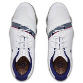 Alternate View 4 of Spieth 3 LE Men's Golf Shoe - White