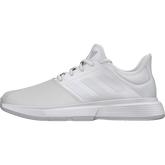 Alternate View 3 of GameCourt Men's Tennis Shoe - White/Grey