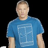 Alternate View 2 of NikeCourt Men's Short Sleeve Tennis T-Shirt