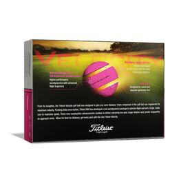 Velocity Pink Golf Balls