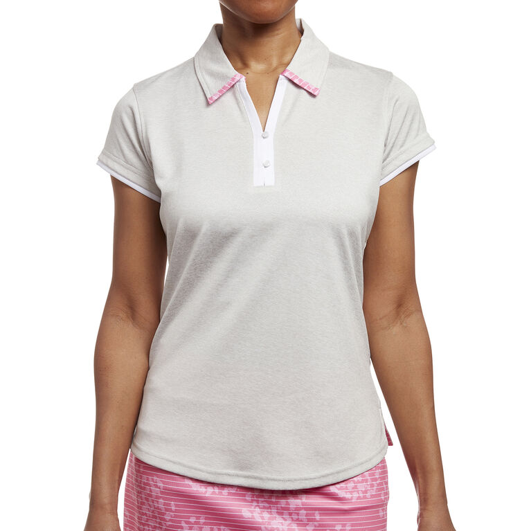 Pebble Beach Heather Polo