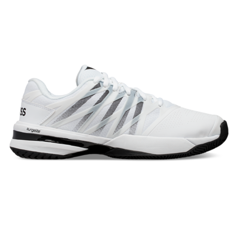 Ultrashot 2 Men's Tennis Shoe - White/Black