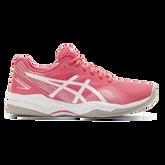 Gel Game 8 Women's Tennis Shoe - Pink/White