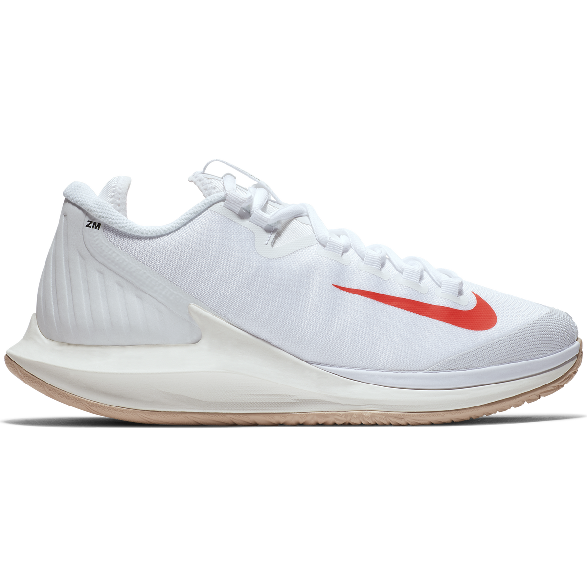 84856f0da9d8 NikeCourt Air Zoom Zero Women s Tennis Shoe - White Pink