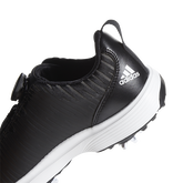 Alternate View 6 of CODECHAOS BOA Junior Golf Shoe - Black/White