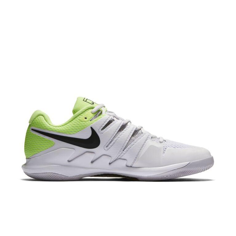Nike Air Zoom Vapor X Men's Tennis Shoe - Grey/Black