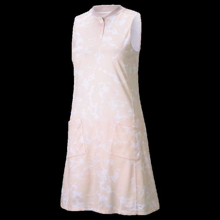 Motley Marbled Sleeveless Dress