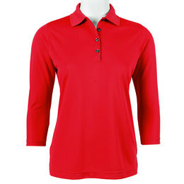 Paragon Women's Lady Palm 3/4 Polo