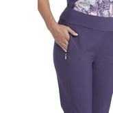 Alternate View 1 of Impatiens Collection: Pull On Capri Pants