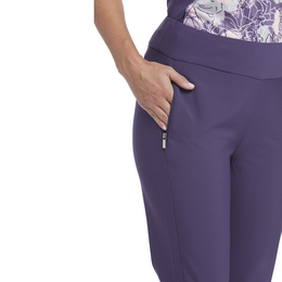 Impatiens Collection: Pull On Capri Pants