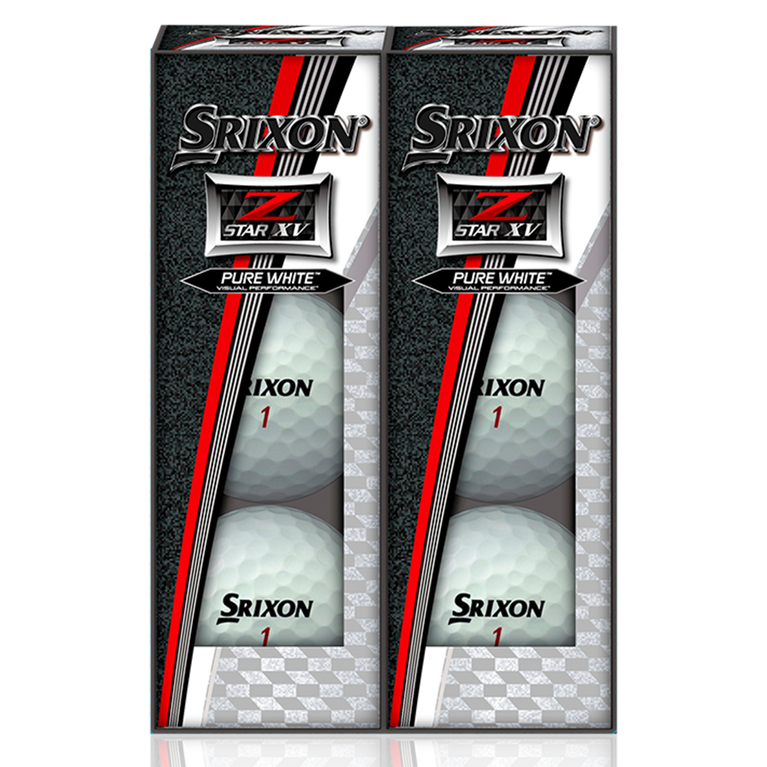 Srixon Z-Star XV 5 Performance Pack