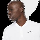 Alternate View 1 of Dri-FIT Men's Tennis Short Sleeve Blade Polo