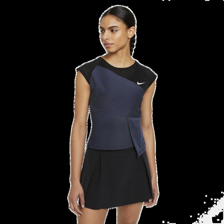 Dri-FIT ADV Short Sleeve Slam Women's Tennis Top