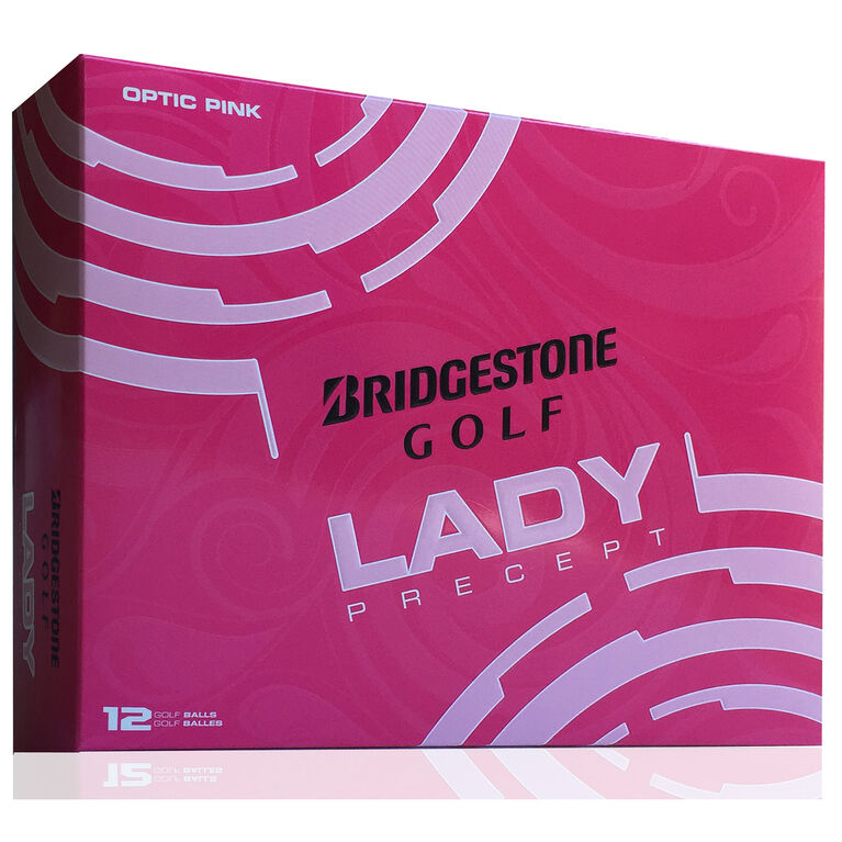 Bridgestone Lady Precept - Optic Pink