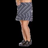 Alternate View 2 of Summer Sensation Collection: Kiana Mixed Stripe Skort