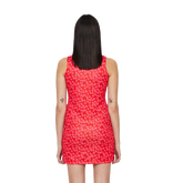 Pink Group: Sleeveless Elsi Print TX Jersey Dress