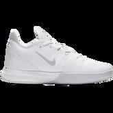 Air Max Wildcard Women's Tennis Shoe - White/Silver