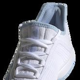 Alternate View 7 of Adizero Club Kids Tennis Shoe - White/Blue