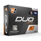 Alternate View 2 of DUO Optix NFL Golf Balls - Denver Broncos