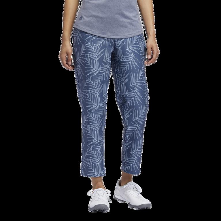 Print Crop Pants