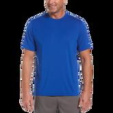 Short Sleeve Men's Solid Tee Shirt