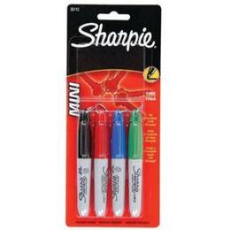 Sharpie Mini 4 pack