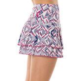 Lucky in Love Long In Shape Skirt