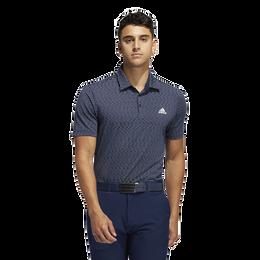 Ultimate365 Space Dye Stripe Polo Shirt