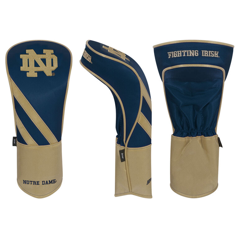 Team Effort Notre Dame Fighting Irish Driver Headcover